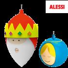 Alessi Weihnachtskugeln