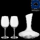 Leonardo Dekantier + 2 Gläser