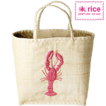 "rice Shopper ""Lobster"""