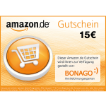 15 € Amazon.de Gutschein