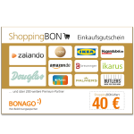 40 € ShoppingBON