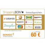 60 € ShoppingBON
