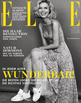 ELLE - aktuelle Ausgabe 04/2017