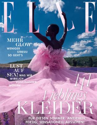 ELLE - aktuelle Ausgabe 06/2021