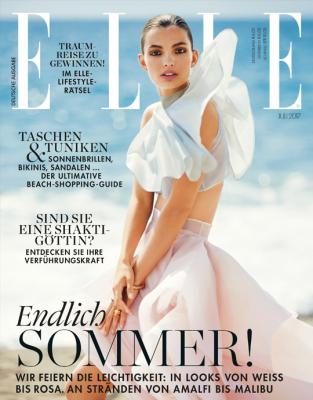 ELLE - aktuelle Ausgabe 07/2017