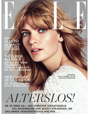 ELLE - aktuelle Ausgabe 10/2016