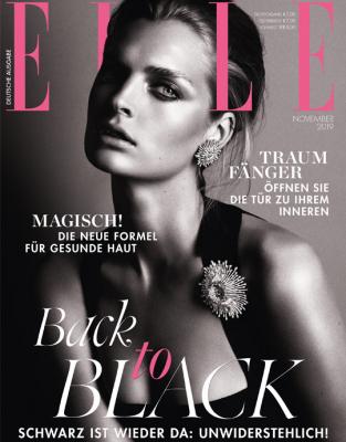 ELLE - aktuelle Ausgabe 10/2019