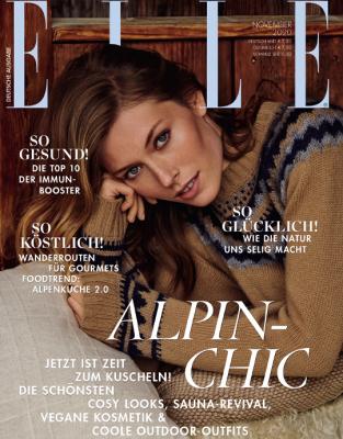 ELLE - aktuelle Ausgabe 11/2020