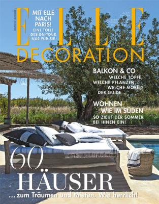 ELLE Decoration - aktuelle Ausgabe 03/2019