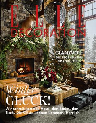 ELLE Decoration - aktuelle Ausgabe 06/2019