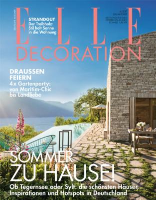 ELLE Decoration - aktuelle Ausgabe 04/2017