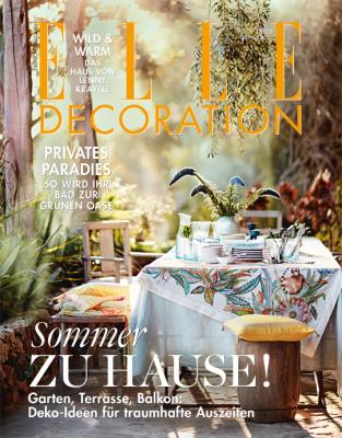 ELLE Decoration - aktuelle Ausgabe 04/2020