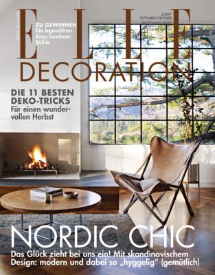ELLE Decoration - aktuelle Ausgabe 05/2017