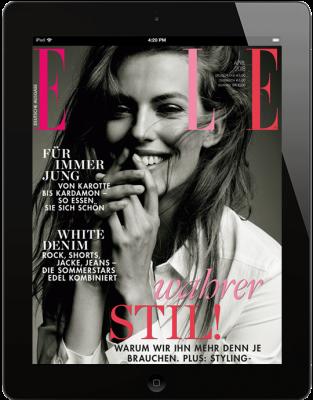 ELLE E-Paper - aktuelle Ausgabe