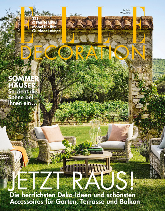 ELLE Decoration - aktuelle Ausgabe 03/2017