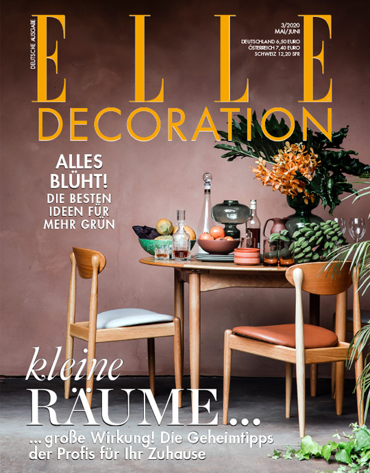 ELLE Decoration - aktuelle Ausgabe 03/2020