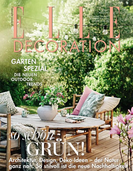 ELLE Decoration - aktuelle Ausgabe 03/2021