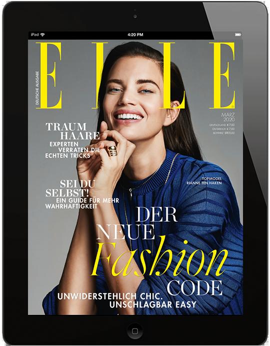 ELLE E-Paper - aktuelle Ausgabe 03/2020