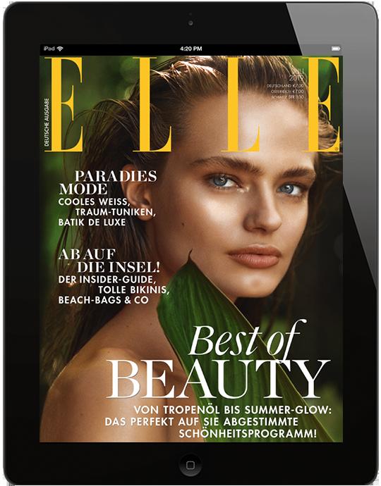 ELLE E-Paper aktuelle Ausgabe